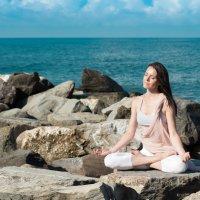 Утренняя йога :: Daria Shablo
