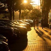 Солнечный день. Оранжевый блюз... :: Наталия Галуза