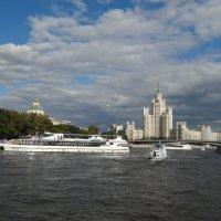 Москва-река :: svk