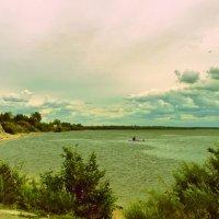 Ветер с моря дул :: Виктор Заморков