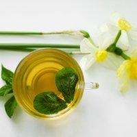 Мятный чай и нарциссы :: Юлия Ржевская