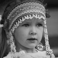 ..девочка в кокошнике... :: Влада Ветрова