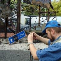 Лики войны на Донбассе :: Алекс Аро Аро