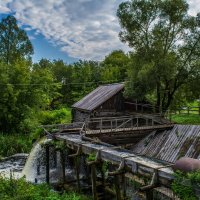 Водяная мельница. :: ALEXANDR L