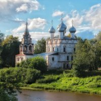 Вологда. Церковь Иоанна Златоуста. :: Александр Теленков