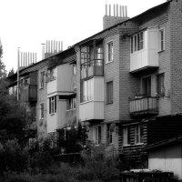 балконы :: Евгений