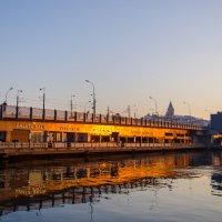 The golden bridge :: Олег