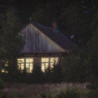 Так вот ты какой, домик в деревни :: Василий Либко