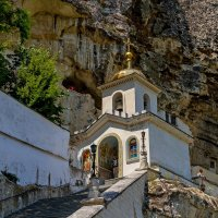 Успенская церковь :: Дмитрий Сиялов