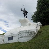 Памятник Дорохову И. :: Irina Shtukmaster
