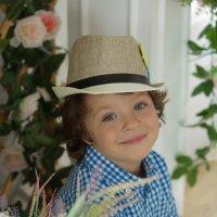 Маленький мужчина :: Светлана Курцева