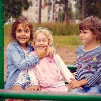 Детский смех  :: Аннета /Анна/ Шу