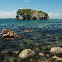 Остров-слоник :: Евгения Голева