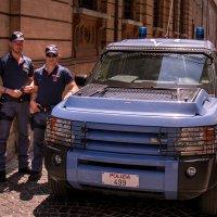 Полиция Италии :: Евгений Ваулин