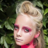Pink :: Мария Стоянова Тимбукту