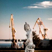Vyborg, sculpture. :: Илья В.