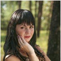 в лесу) :: Екатерина К..