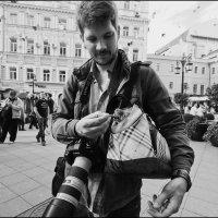 Ученик фотографа :: Василий Чекорин