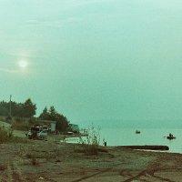 Вечер на Каме. :: Валерий Молоток
