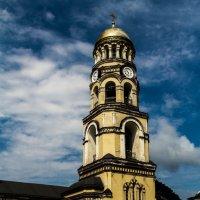 монастырь,Новый Афон,Абхазия :: Cain Amberskii