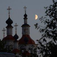 Луна над Тотьмой :: Наталья Левина