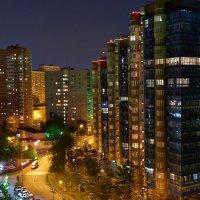 засыпающий город :: Светлана Моисеева