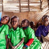 """Открытый"" урок в масайской школе...Танзания! :: Александр Вивчарик"