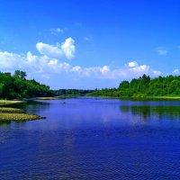 река Тура :: Константин Бабкин