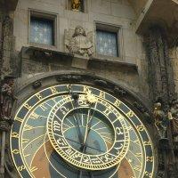 Знаменитые Пражские часы :: Надежда