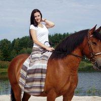 Елена и марс :: Кристина Щукина