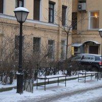 Питерский дворик :: Alexandr Engels