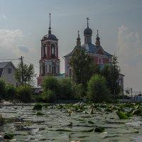 Церковь Сорока мучеников :: Сергей Цветков
