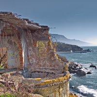 развалины старой башни :: valeriy g_g