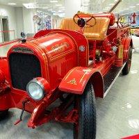 Пожарный авто-1928 года выпуска :: Александр