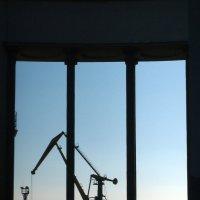 Окно в порт. :: сергей лебедев
