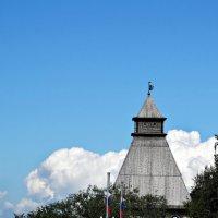 Власьевская башня Псковского кремля :: Fededuard Винтанюк