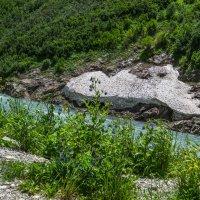 река Клухор... :: Юлия Бабитко