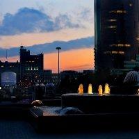Спокойной ночи,Астана... :: Галина Стрельченя