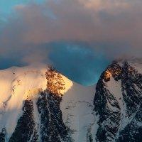 Ледники Алтая :: Наталья Карышева