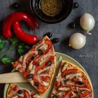 Пицца «кебаб» :: Руслан Комаров