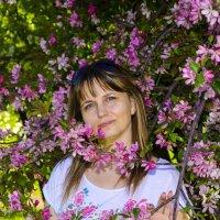 Девушка Весна :: Сергей Щербаков