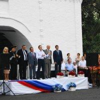 Открытие памятника основателю города воеводе Григорию Козловскому :: nika555nika Ирина