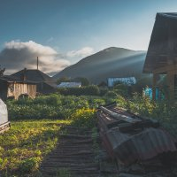 Деревня Коты :: Александр Горбунов