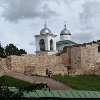 Старый Изборск. :: Сергей