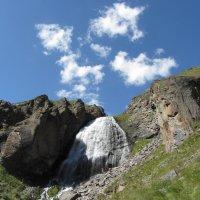 Водопад Девичьи косы :: Виталий Купченко