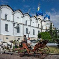 Благовещенский собор Казанского Кремля. :: Вера