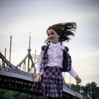 Летящей походкой :: Марина Марамыгина
