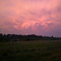 Красивые облака :: Николай Филоненко