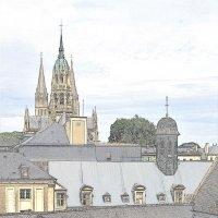 Байё (фр. Bayeux) Франция 2015г. :: Юрий Журавлев