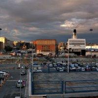 Вечер в Неапольском порту. :: Leonid Korenfeld